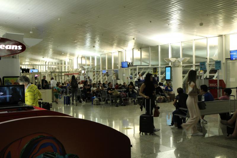 Receita Federal 'emperra' adequação e aeroporto Marechal Rondon continua sem voo entre Cuiabá e Bolívia - O Documento